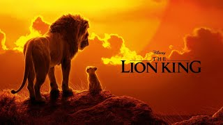 Never Too Late (The Lion King - Soundtrack)