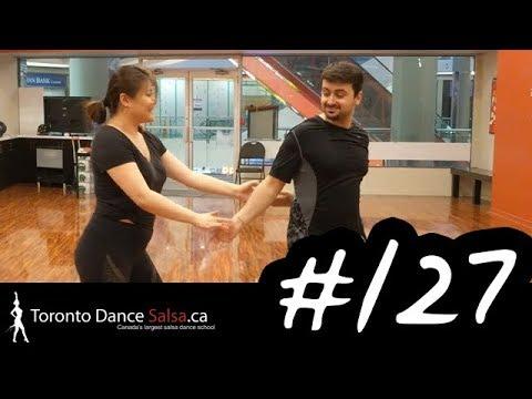 TDS Intermediate Salsa Combination #127 - Aleks & Annie