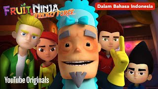 Buah Unik- Fruit Ninja Frenzy Force (Ep. 5)