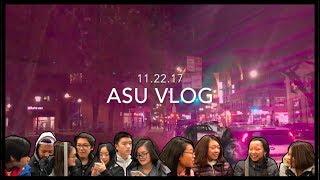 ASUvlog Episode 3: lalala + bon chon?