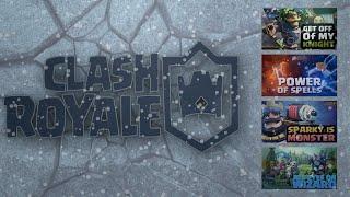 Clash Royale Free Thumbnail Pack!