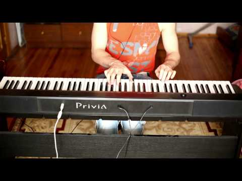In This Moment - Blood - Piano Cover