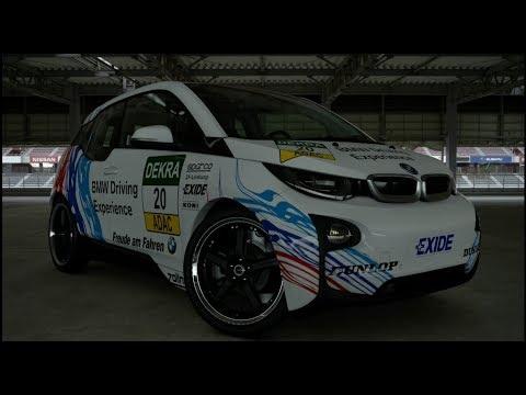 Hot Lap Sport: 2015 BMW i3 - Gran Turismo Sport