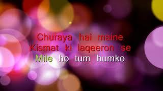 Lyrical:Mile Ho Tum - Reprise Version | Neha Kakkar | Tony Kakkar