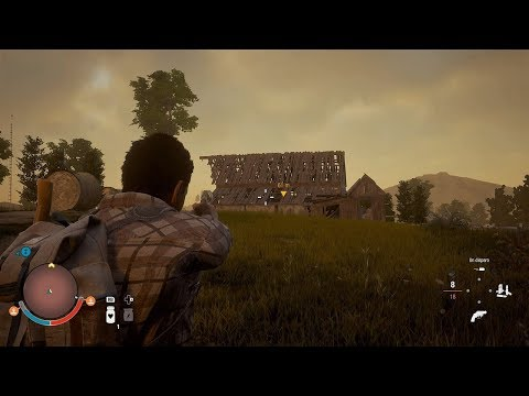 EXPLORAMOS LA CIUDAD CON ALEXBY - STATE OF DECAY 2