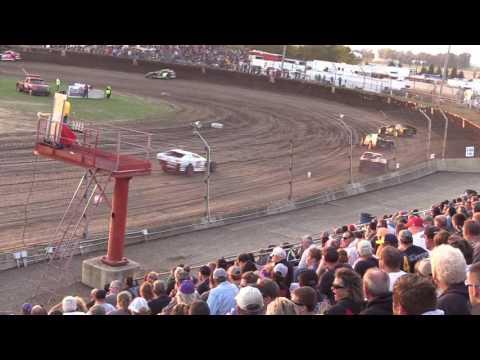 10 15 16 Modified Heat Race #2 Kokomo Speedway
