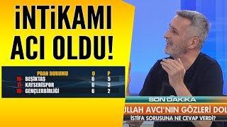 İntikam vakti! Beşiktaş Trabzonspor'a kaybetti Abdülkerim Durmaz bakın ne istedi!
