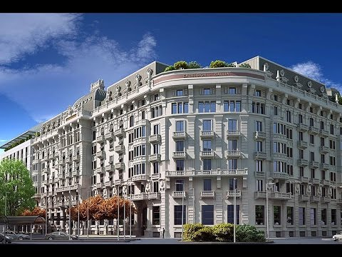 Excelsior hotel gallia a luxury collection hotel milan for Executive milano