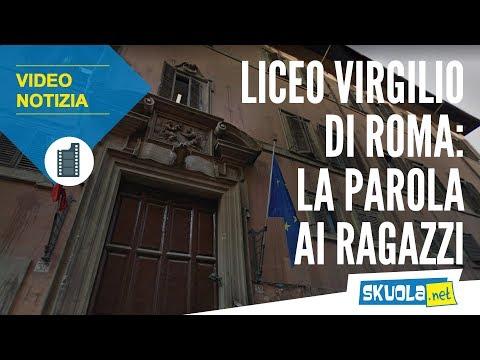 Liceo Virgilio: la parola agli studenti