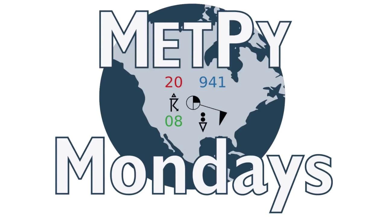MetPy Mondays #17 - Resampling Wind Barbs