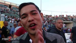 Nonito Donaire leaning towards Rigondeaux to beat Lomachenko