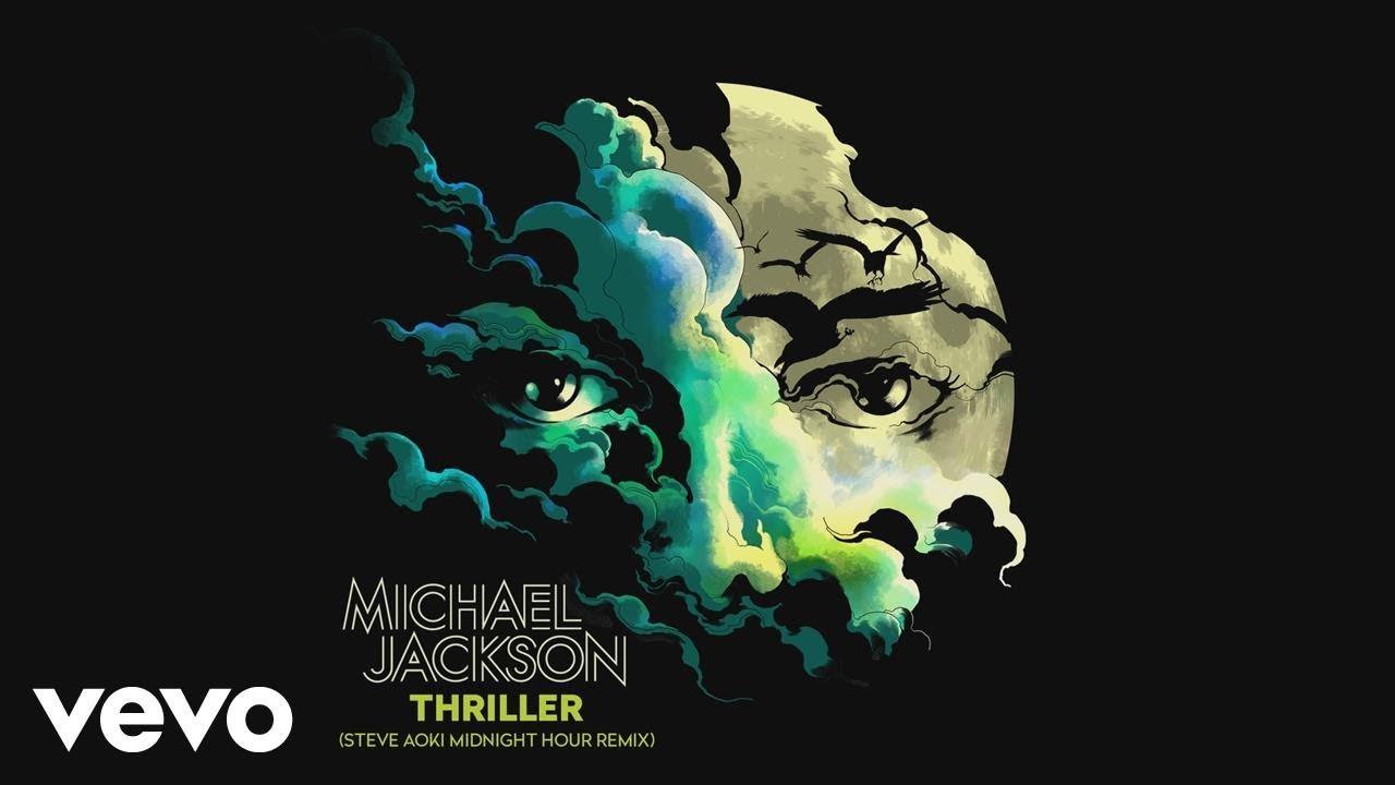 Michael Jackson - Thriller (Steve Aoki Midnight Hour Remix) (Audio) - Steve Aoki remix of Thriller by Michael Jackson