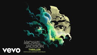 Download Michael Jackson - Thriller (Steve Aoki Midnight Hour Remix) (Audio) MP3 song and Music Video