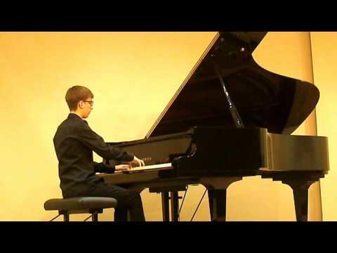 Joaquín Algorta Bove - 06/04/2017 Recital Conservatorio P.Música Amaniel