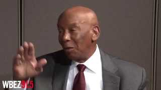 Ernie Banks in conversation with Steve Edwards