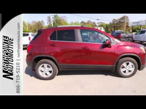 New 2016 Chevrolet Trax Seneca Pa Cranberry Pa 16144 Youtube