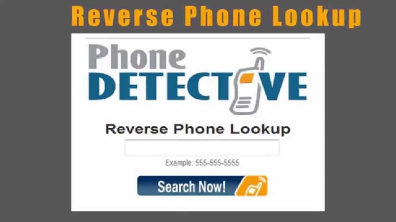 Reverse Phon... Reverse Phone Number Lookup