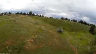 Just having some fun with FPV Quadcopter