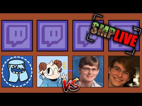 Twitch Jeopardy Ft. CallMeCarson, Jschlatt, ConnorEatsPants, Slimecicle