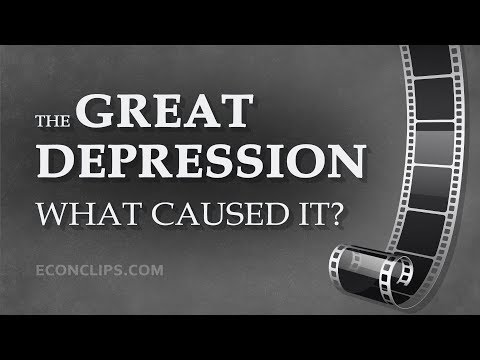 📽 The Great Depression | What Caused It?