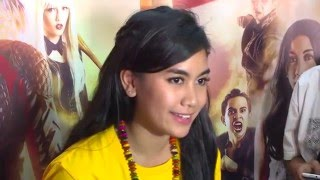 Video CINEMA LOUNGE interviewed ANNISA RAHMA for JAGOAN INSTAN download MP3, 3GP, MP4, WEBM, AVI, FLV September 2019
