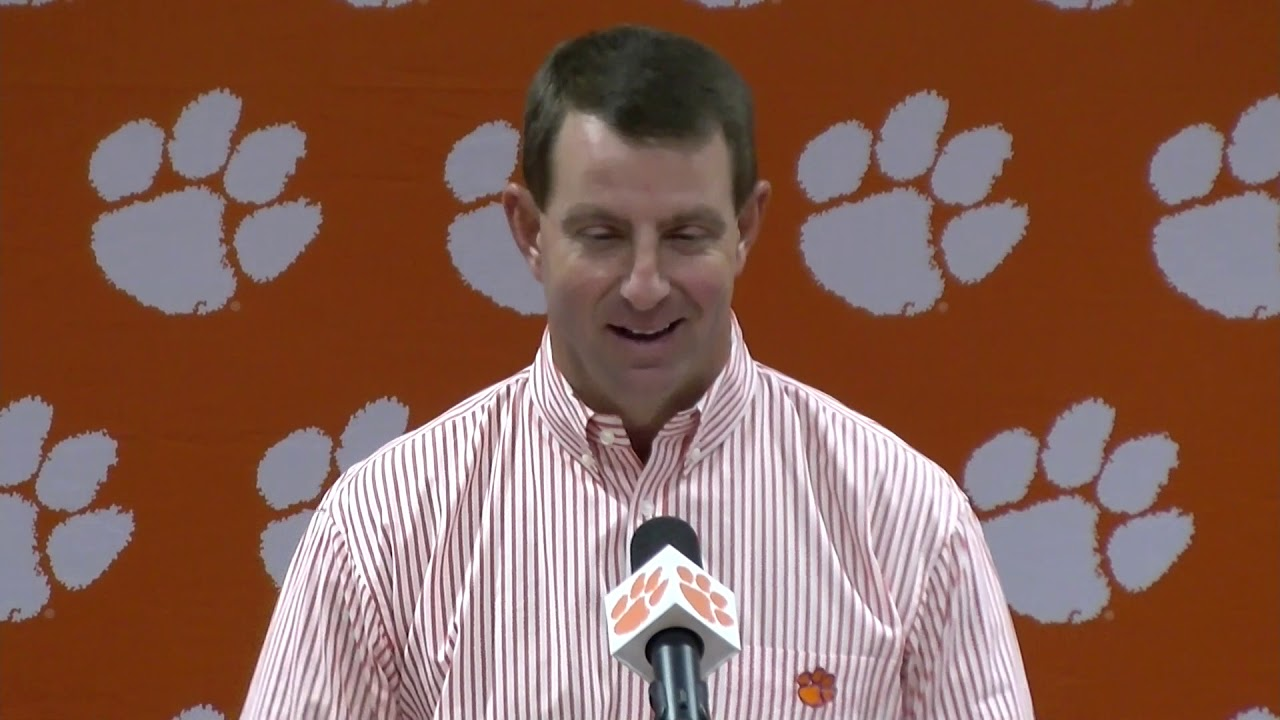 'The Swinney Effect': The presentation to make Dabo Swinney college football's highest-paid coach