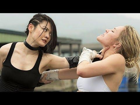 Vidéo LADY BLOODFIGHT Bande Annonce VF (2018) Action