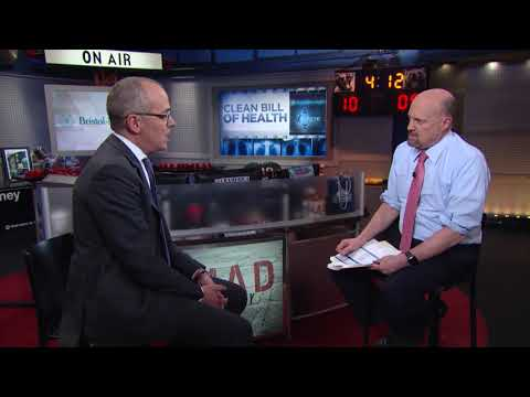 Bristol-Myers Squibb CEO: The Real Value In Acquiring Celgene | Mad Money | CNBC