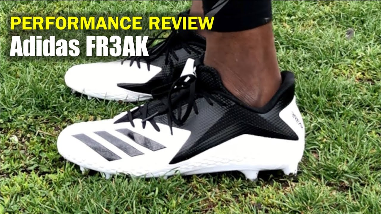 outlet store d4823 f0f5b ADIDAS Freak x Carbon Football Cleats Review