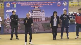 Чемпионат России по мини футболу среди врачей