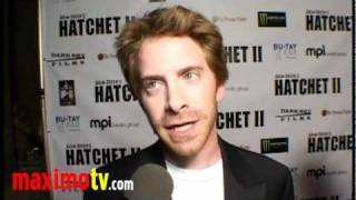 Seth Green on Family Guy Season 9 Premiere at