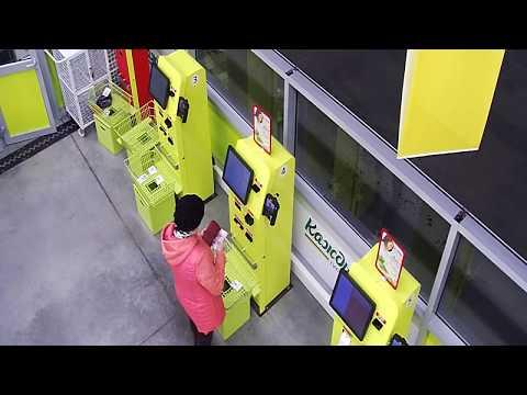 КРАЖА СДАЧИ в гипермаркете «Каждый день» ТЦ «Ковров-Молл» 09 11 2018