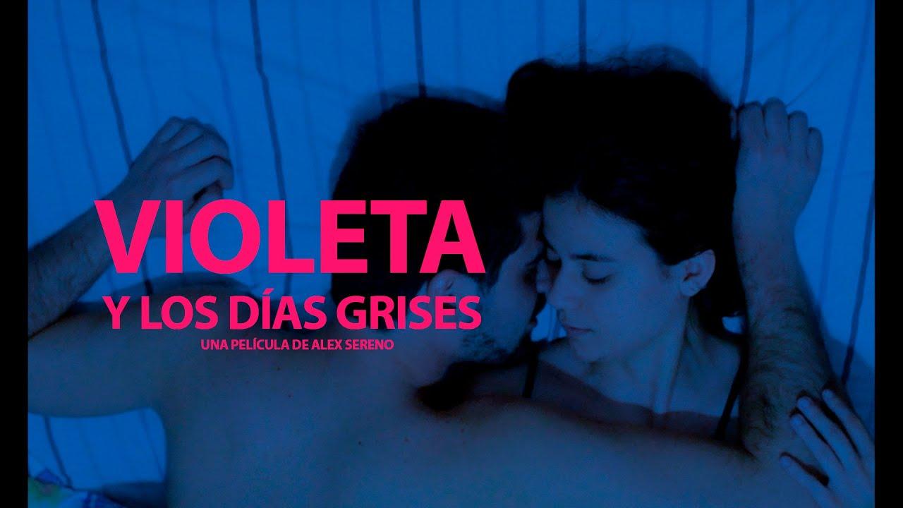 Movie of the Day: Violeta y los días grises (2021) by Alex Sereno