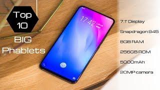 Top 10 Big Phablets 2018 - Biggest Screen Phones