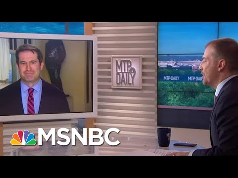Full Moulton: Impeachment Won't 'Suck All The Oxygen Out Of The Room' | MTP Daily | MSNBC