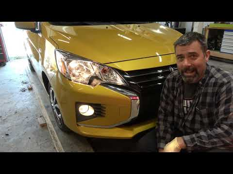 2021 Mitsubishi Mirage Fog Light Installation And Activation. Install them yourself and save a bunch