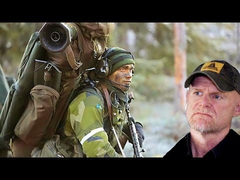 Swedish Hunter Soliders | Jägarsoldat #1 - Dag ett (US Marine Reacts)