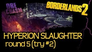 Bolt Plays: BORDERLANDS 2 - HYPERION SLAUGHTER [Try #2]