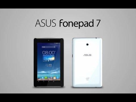 Asus Fonepad 7 ME372CG Video clips