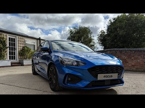 NEW  Ford Focus RS-ST .l hp  Super Sport – Exterior and Interior p fps