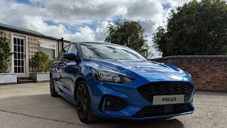 Ford Focus 2019 ST Line X *NEW* Review and test drive