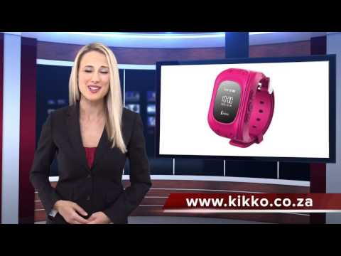 Kikko GPS Phone Watches For Kids