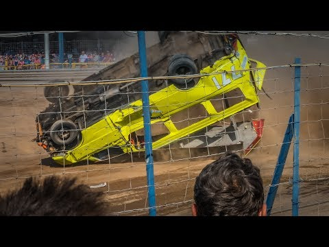 Big Van Banger Racing Arlington 2018