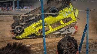 Big Van Banger Racing Arlington 2018