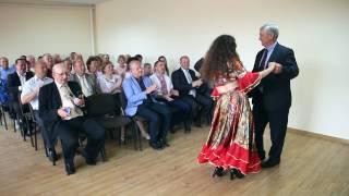 Skalat - Łambinowice.Polsha kelgan mehmonlar. 25.06.2017 G.