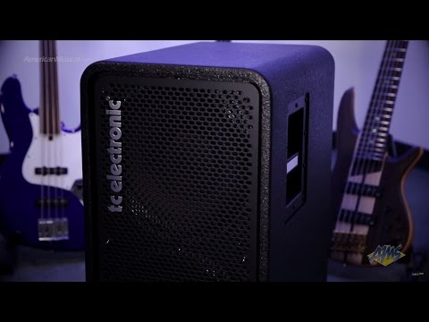 TC Electronic RS212 Bass Guitar Cabinet - TC Electronic RS212