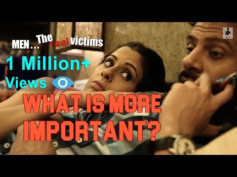 SIT | Men The Real Victims | WHAT IS MORE IMPORTANT? | E 30