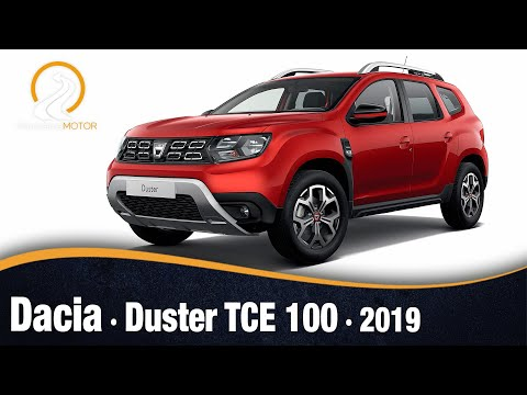 Dacia Duster TCE 100 2019 | Información y Review