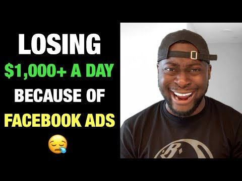 Shopify Dropshipping Facebook Ads Problems 2019! How to Adapt! thumbnail