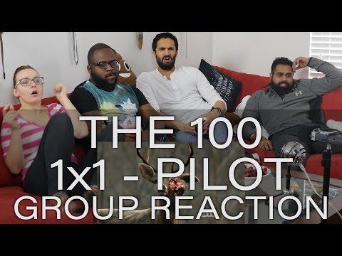 React Wheel: The 100 - 1x1 Pilot - Group Reaction